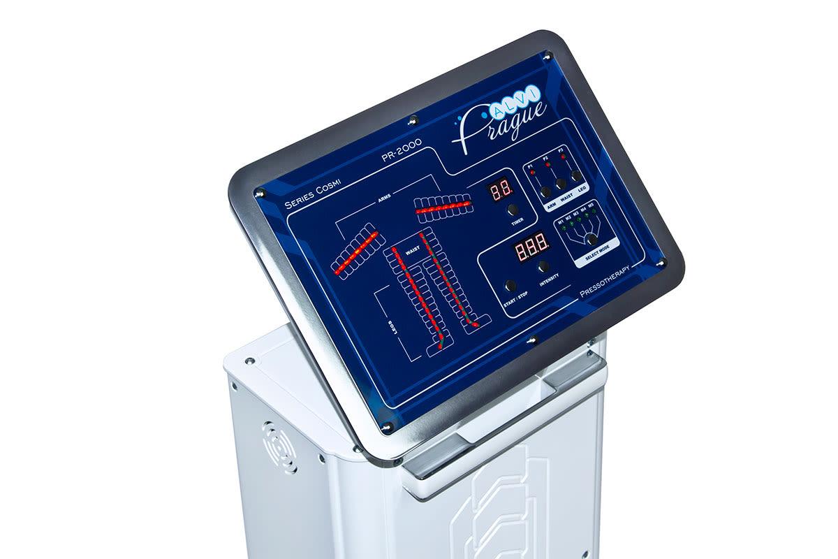 Máquina de presoterapia PR-2000