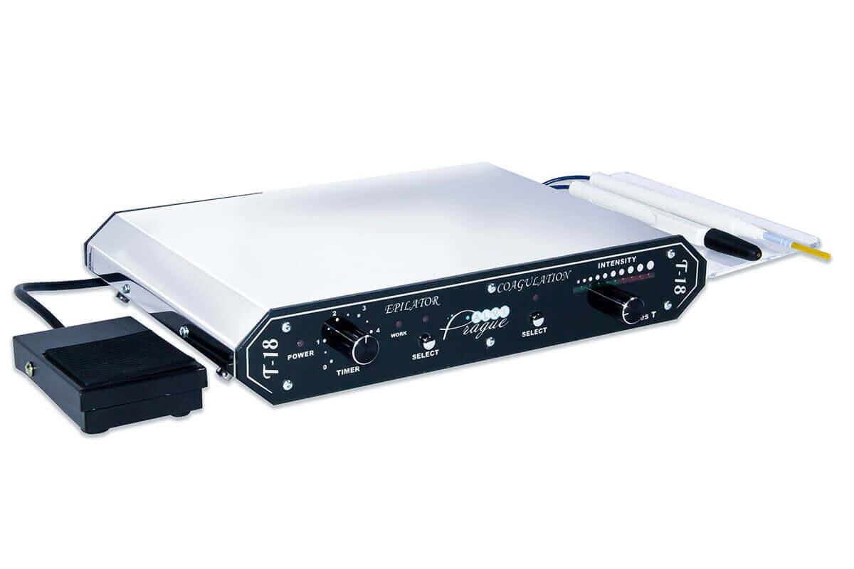 Аппарат для электроэпиляции и электрокоагуляции T-18