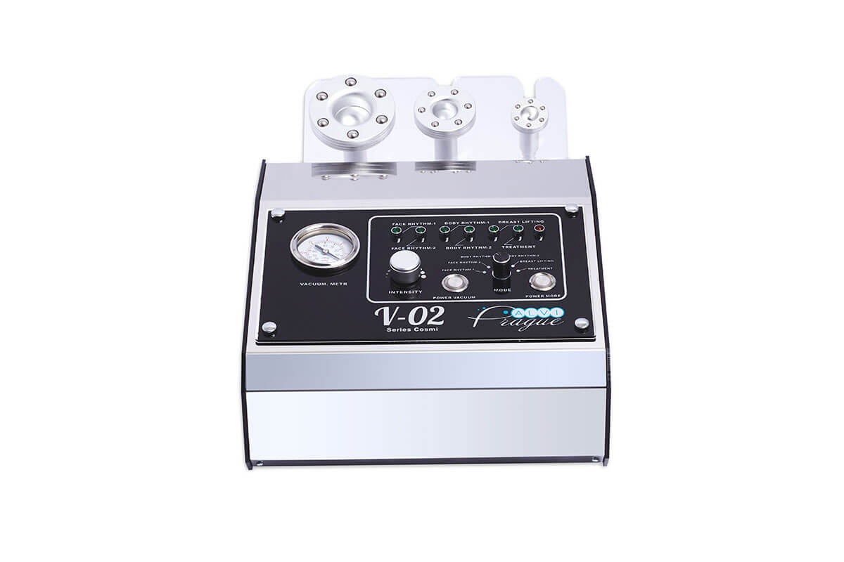 Аппарат вакуумного массажа V-02