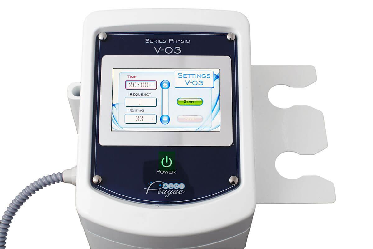 Аппарат для вакуумного термомассажа V-03
