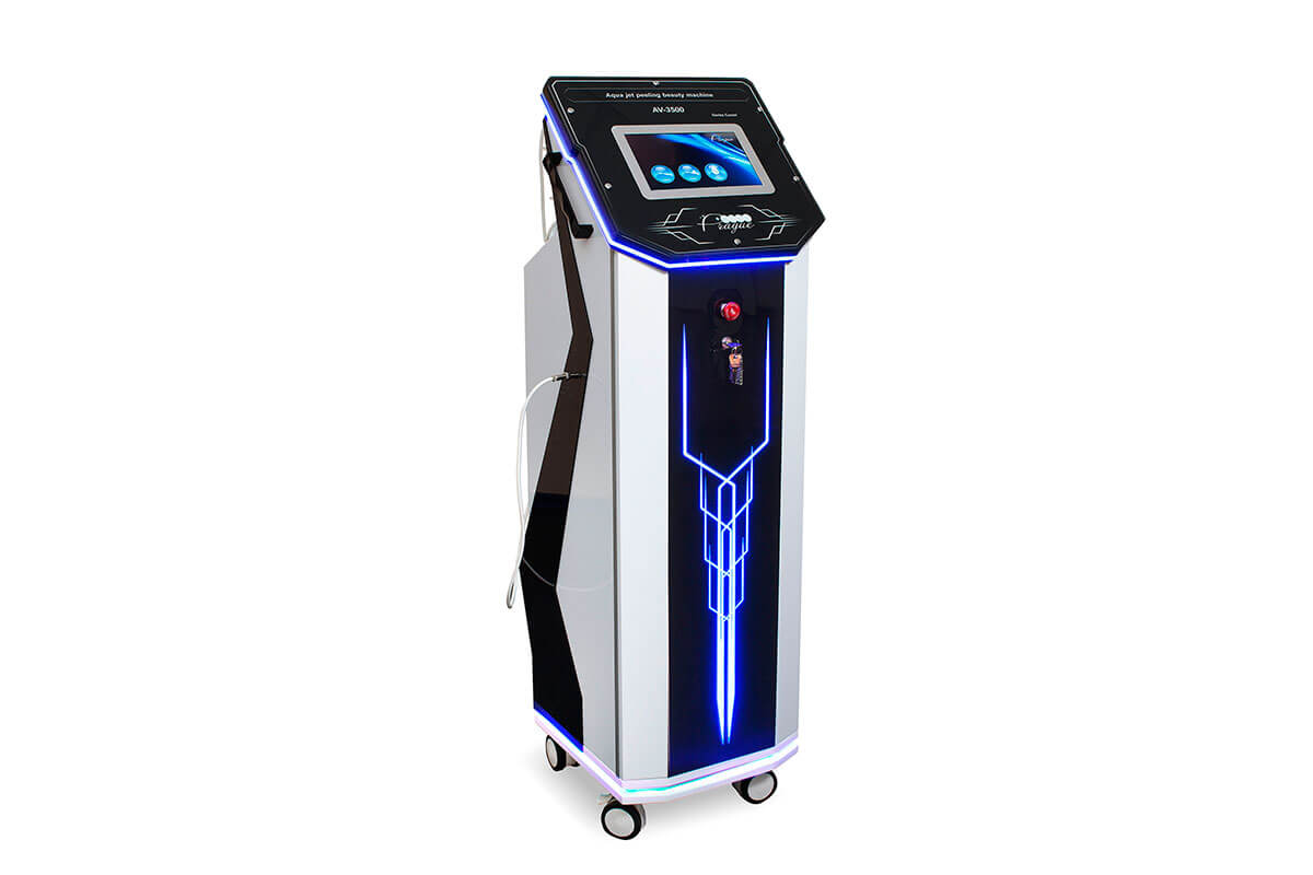 Аппарат для газожидкостного пилинга AV-3500