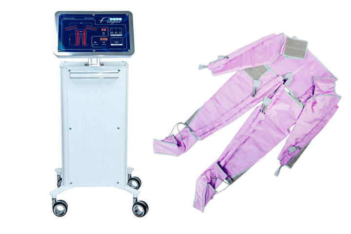 Aparato de presoterapia PR-2000