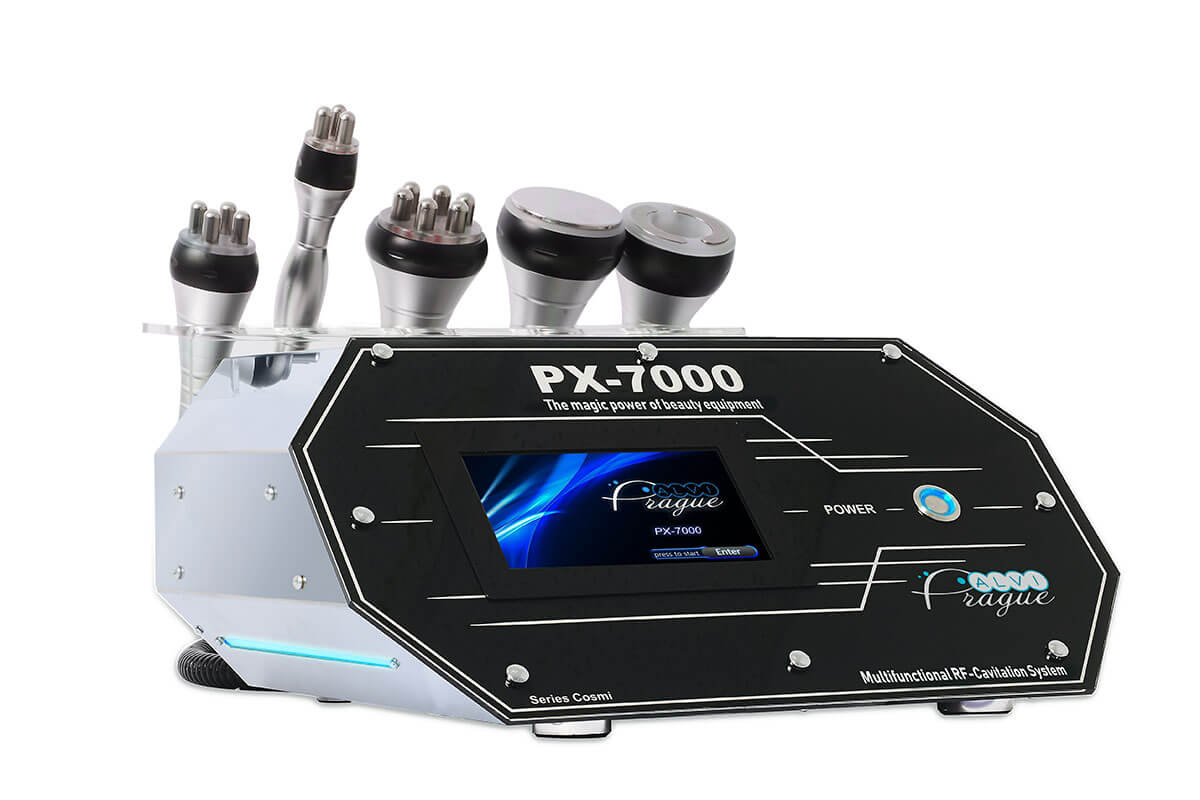 Аппарат кавитации и RF лифтинга PX-7000