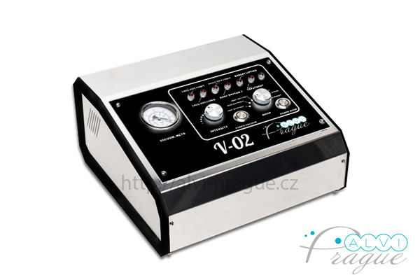 Vacuum therapy beauty machine V-02